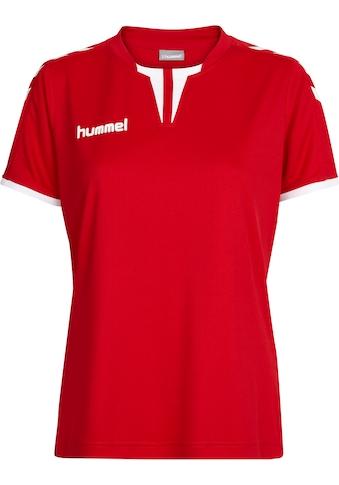 hummel T-Shirt »CORE WOMENS SHORTSLEEVE JERSEY« kaufen