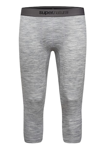 SUPER.NATURAL Funktionstights »M BASE 3/4 TIGHT 230« kaufen