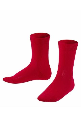 FALKE Socken »Family«, (1 Paar), aus hautfreundlicher Baumwolle kaufen
