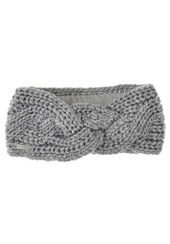 Seeberger Haarband »geflochtenes Stirnband in Rippen-Muster 18620-0« kaufen