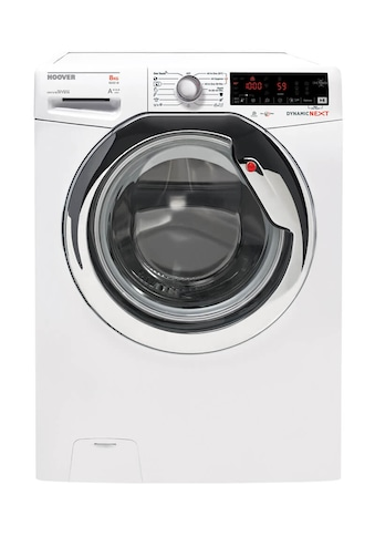 Hoover Waschmaschine, DXOA 68AHC3-S, 8 kg, 1600 U/min kaufen