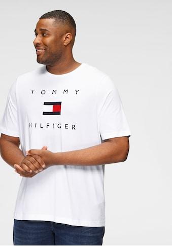 Tommy Hilfiger Big & Tall T - Shirt »BT - TOMMY FLAG HILFIGER TEE« kaufen