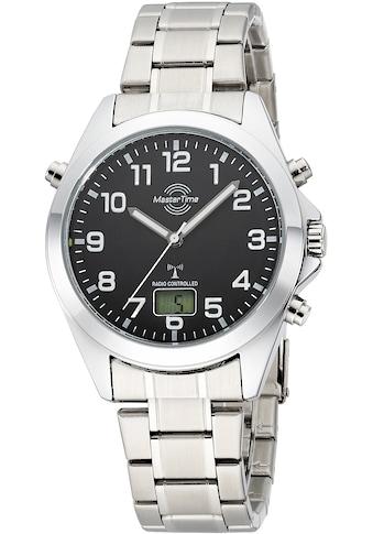 MASTER TIME Funkuhr »Specialist, MTGA-10736-22M« kaufen
