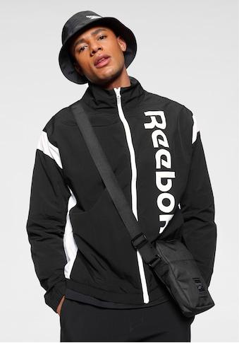 Reebok Trainingsjacke »TE LL Woven Jacket« kaufen