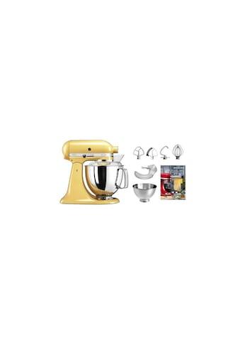 KitchenAid Küchenmaschine »»KSM200 Gelb«« kaufen