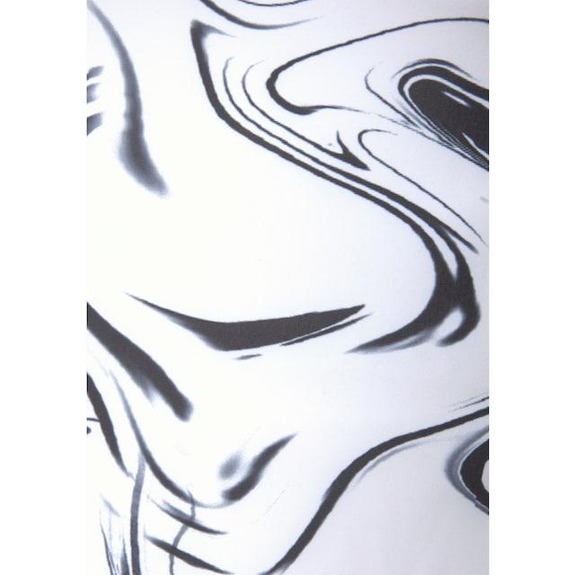 LASCANA ACTIVE Sporttop »White Marble«