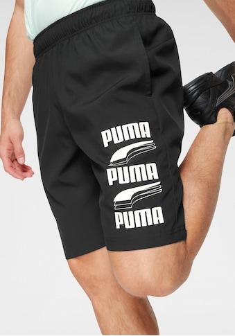 """PUMA Trainingsshorts »Rebel Woven Shorts 9""""« kaufen"""