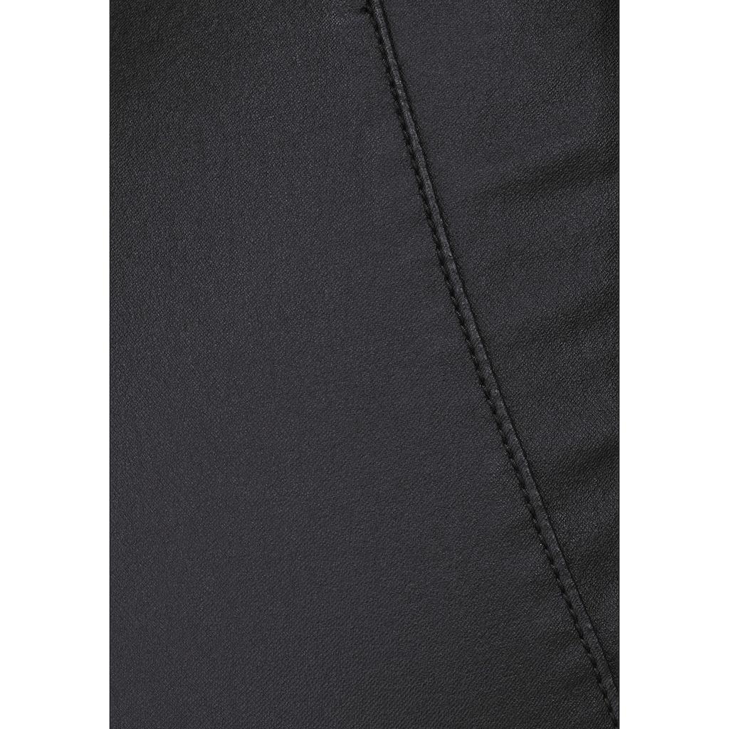 Object Stretch-Hose »Belle«, mit seitlichem Reissverschluss