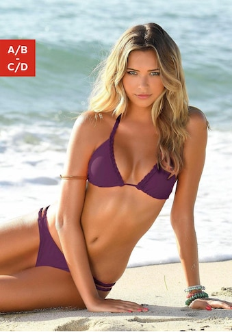Buffalo Triangel-Bikini, mit geflochtenen Details kaufen