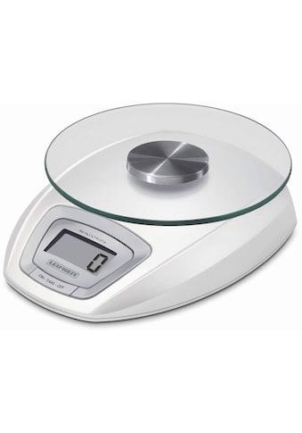Leifheit Küchenwaage, mit LED Anzeige, Wiegeteller abnehmbar kaufen