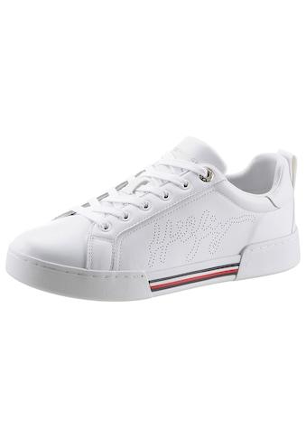 Tommy Hilfiger Sneaker »HILFIGER ELEVATED SENEAKER«, mit Logoschriftzug kaufen
