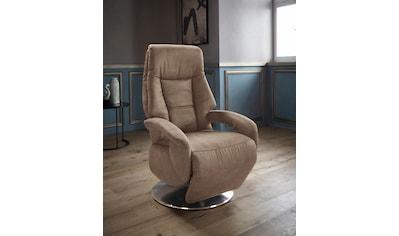 Places of Style TV-Sessel »Launceston«, in Grösse L, wahlweise mit Motor und Aufstehhilfe kaufen