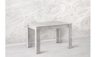 Homexperts Esstisch »Nick«, Breite 120 cm kaufen