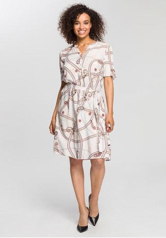 soyaconcept Blusenkleid »SC-Kelly3«, im modischen Printdesign kaufen