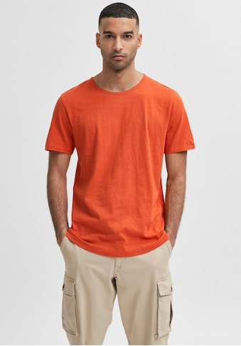 SELECTED HOMME T-Shirt »MORGAN O-NECK TEE« kaufen