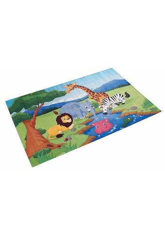 Kinderteppich, »Lovely Kids 403«, Böing Carpet, rechteckig, Höhe 6 mm, gedruckt kaufen