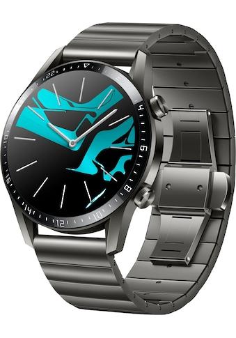 """Huawei Smartwatch »Watch GT 2 Elite« (3,53 cm/1,39 """", RTOS, 24 Monate Herstellergarantie kaufen"""
