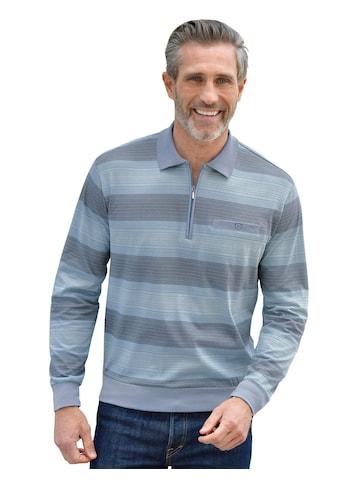 Marco Donati Langarm - Shirt mit flächigem Druck kaufen