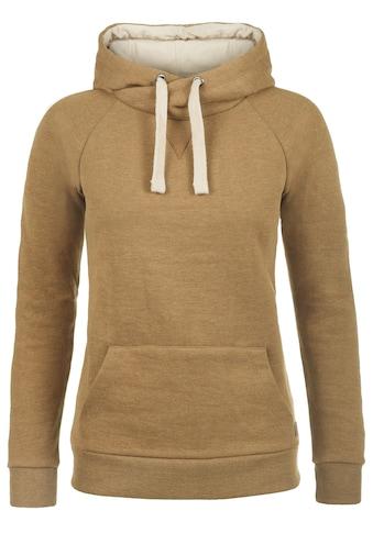 Blendshe Hoodie »Julia«, Kapuzenpullover mit Cross-Over Kragen kaufen