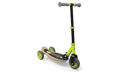 Smoby Dreiradscooter »Wooden 3 Rad« kaufen