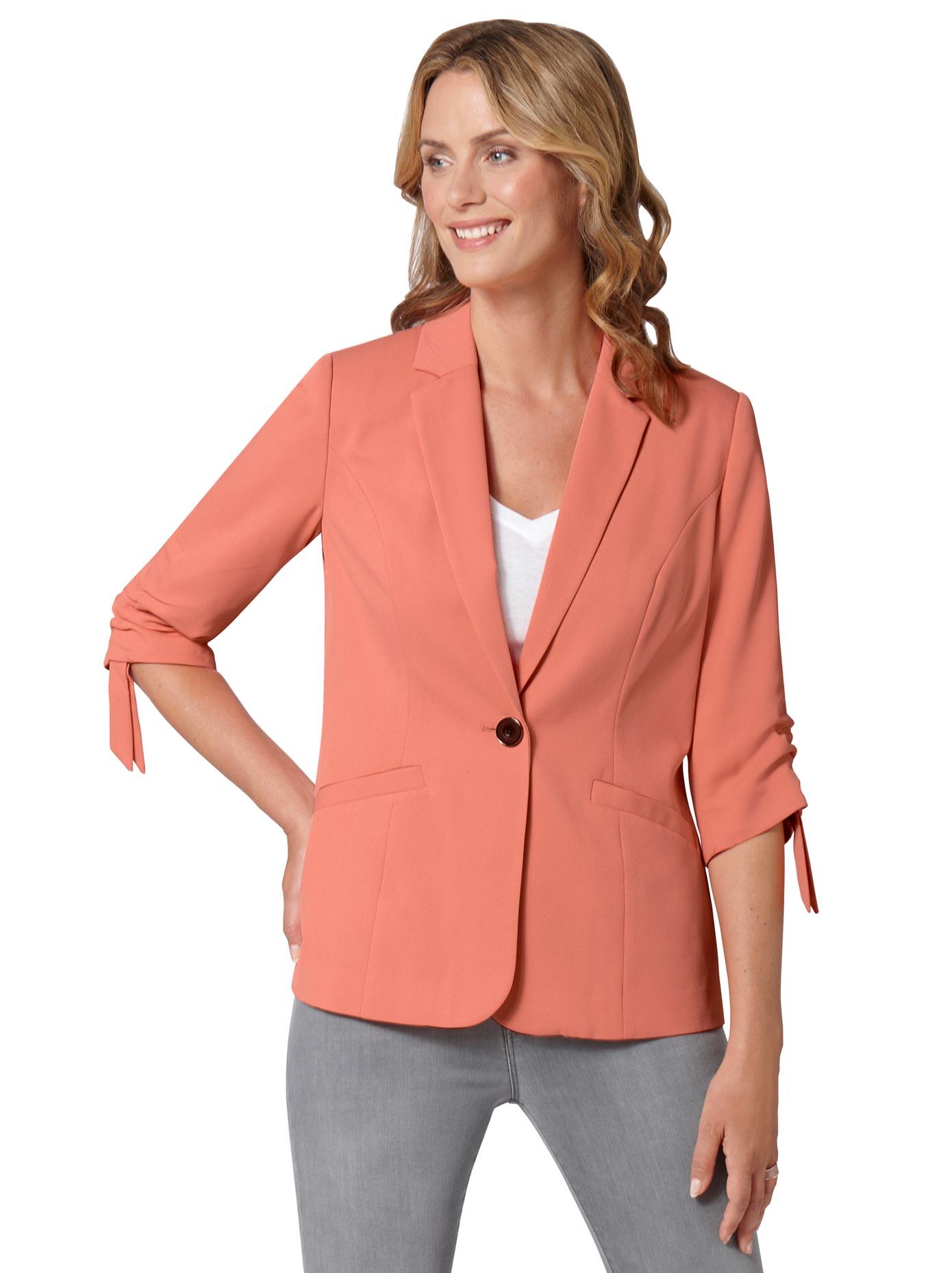 Image of Ambria Blazer in modisch längerer Form