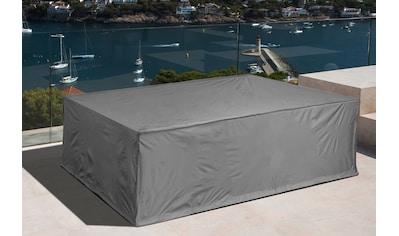KONIFERA Gartenmöbel-Schutzhülle »Lorca«, für ein Loungeset, (L/B/H): ca. 134x194x77 cm kaufen
