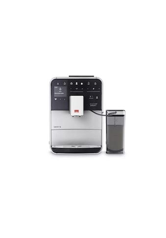 Kaffeevollautomat, Melitta, »Barista TS Smart Silberfarben Schwarz« kaufen