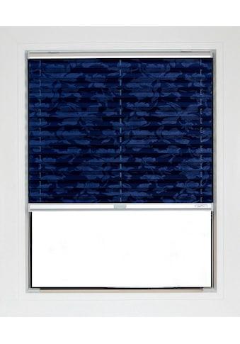 sunlines Plissee nach Mass »Blue Line«, Lichtschutz, energiesparend, mit Bohren,... kaufen