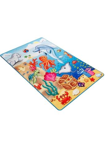 Fussmatte, »Lovely Kids LK - 7«, Böing Carpet, rechteckig, Höhe 2 mm, maschinell gewebt kaufen