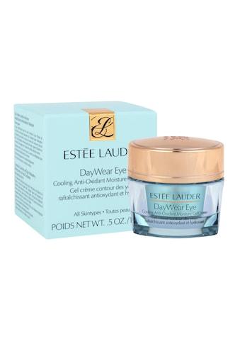 ESTÉE LAUDER Augencreme »Daywear Eye Cooling Antioxidant Moisture Gel 15 ml«, Premium... kaufen