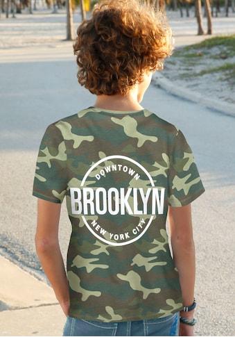 KIDSWORLD T-Shirt »DOWNTOWN BROOKLYN« kaufen