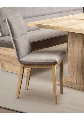 Premium collection by Home affaire 4-Fussstuhl »Beluna«, Gestell und Beine aus Eiche... kaufen