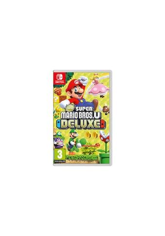 New Super Mario Bros. U Deluxe, Nintendo kaufen