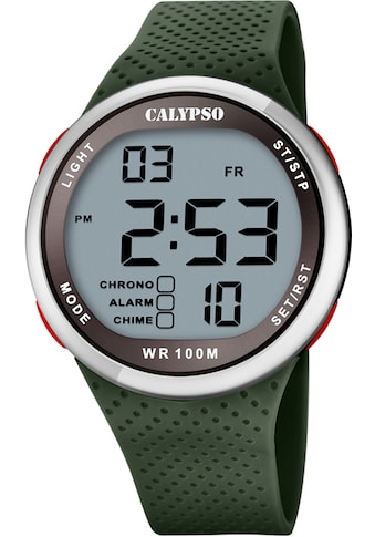 CALYPSO WATCHES Chronograph »Color Splash, K5785/5« kaufen