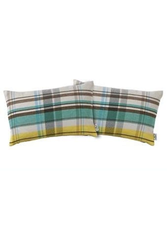 TOM TAILOR Kissenhülle »Cosy New Check«, (2 St.) kaufen