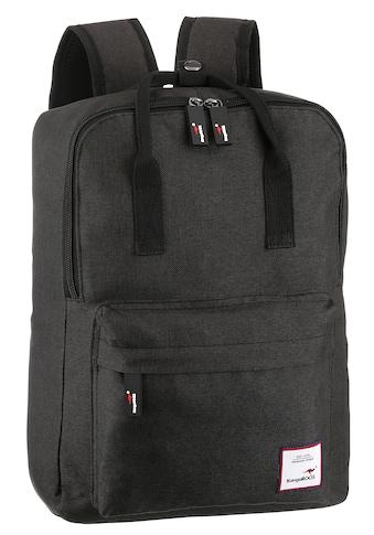 KangaROOS Cityrucksack, in schlichtem Design kaufen