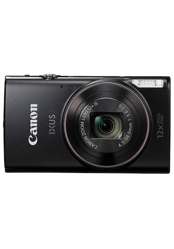 Fotokamera, Canon, »IXUS 285 HS Schwarz« kaufen