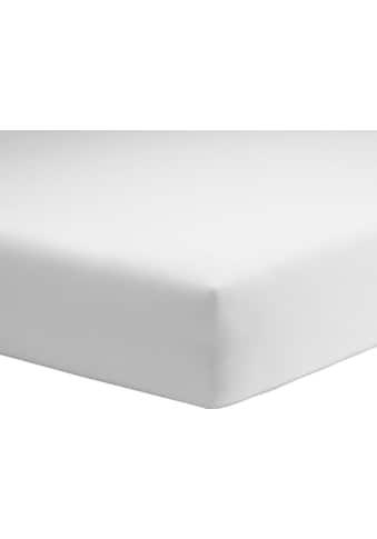 Spannbettlaken »Organic - Cotton - Jersey«, Schlafgut kaufen