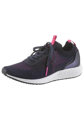 Tamaris Slip-On Sneaker »Fashletics«, mit dezenten Kontrast-Details kaufen