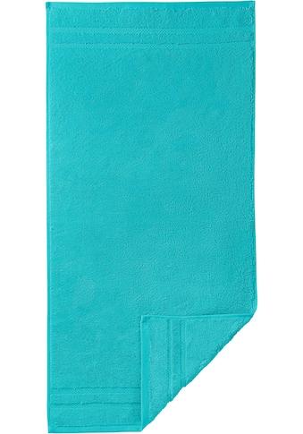 Egeria Badetuch »Micro Touch«, (1 St.), mit Bordüre kaufen