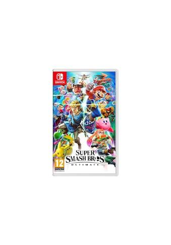 Super Smash Bros. Ultimate, Nintendo kaufen