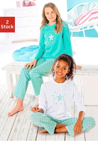 petite fleur Pyjama (2 - tlg., 2 Stück) kaufen