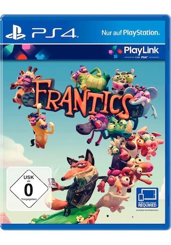 Frantics PlayStation 4 kaufen