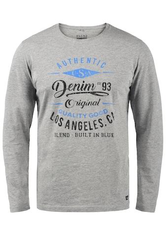 Blend Langarmshirt »Dopper« kaufen