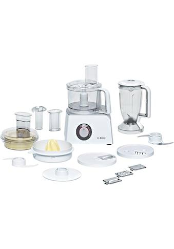 BOSCH Kompakt-Küchenmaschine »MCM4200, 800 Watt« kaufen