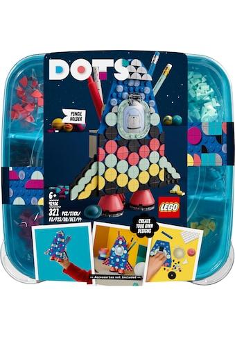 LEGO® Konstruktionsspielsteine »Raketen Stiftehalter (41936), LEGO® DOTS«, (321 St.) kaufen
