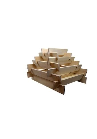 Kräuterpyramide, DIY - Garden, »78 x 78 x 57cm, CH - Fichte« kaufen
