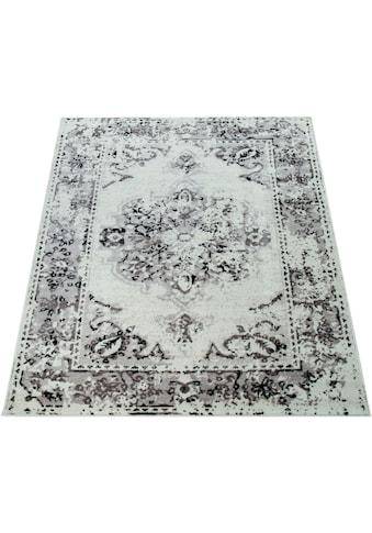 Teppich, »Tara 127«, Paco Home, rechteckig, Höhe 13 mm, maschinell gewebt kaufen