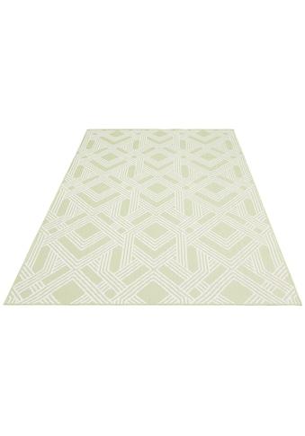 GOODproduct Teppich »Gretton«, rechteckig, 5 mm Höhe, In-undOutdoor geeignet, Wohnzimmer kaufen