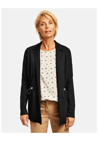 GERRY WEBER Sweatblazer »Sweatblazer« acheter